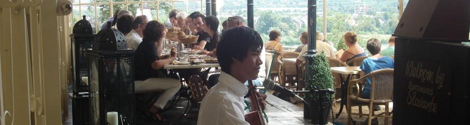 Optreden 14 augustus 2012 - Slavante Maastricht