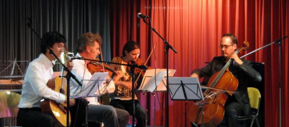 Muziekavond 2011